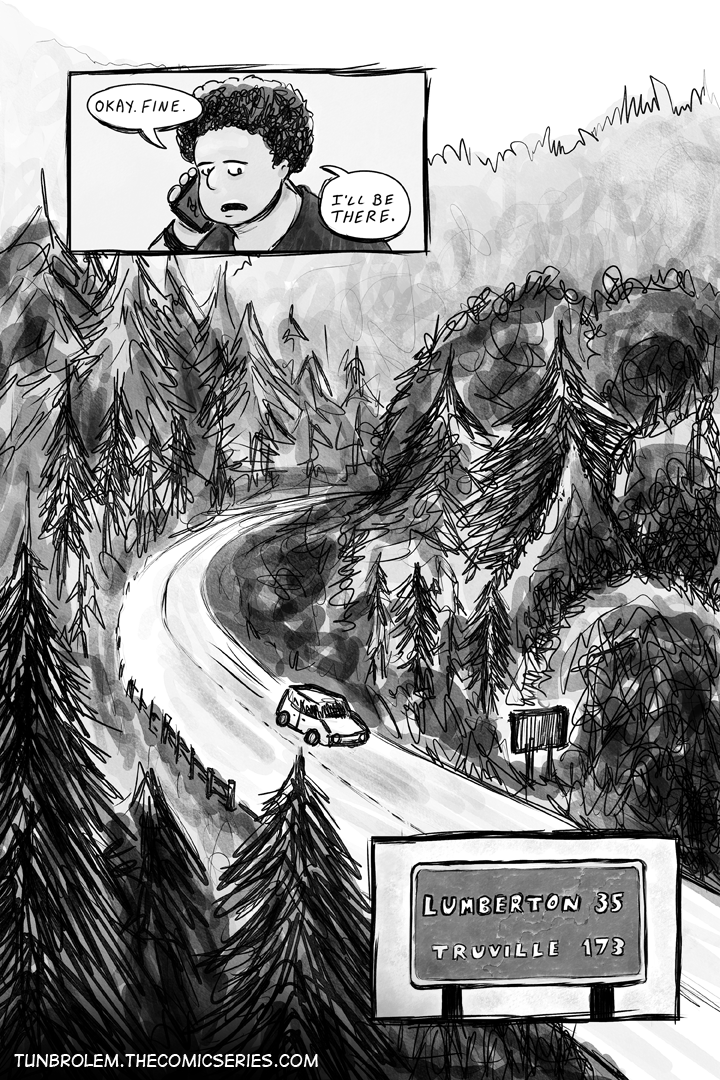 Going Home: Page Nine